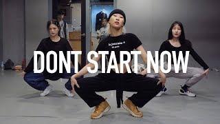 Gambar cover Dua Lipa - Don't Start Now / Jin Lee Choreography