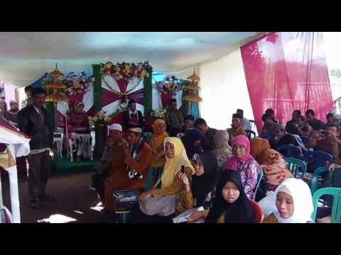 pernikahan erni dan asep
