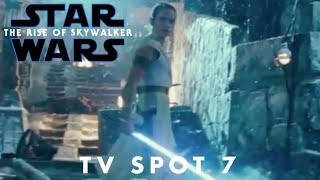 Star Wars The Rise of Skywalker TV Trailer Spot 7 (LOTS OF NEW FOOTAGE)