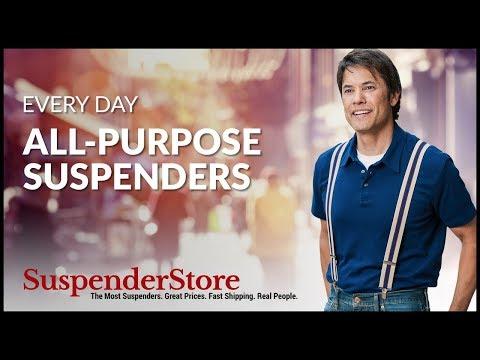 All Purpose Suspenders