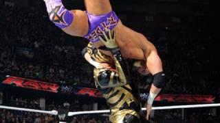 Raw: Goldust vs. Zack Ryder