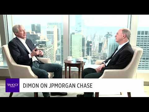 Yahoo Finance interview James Dimon