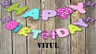 Vitul   wishes Mensajes