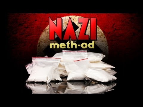 Meth-Addicted Nazis - A Brief History