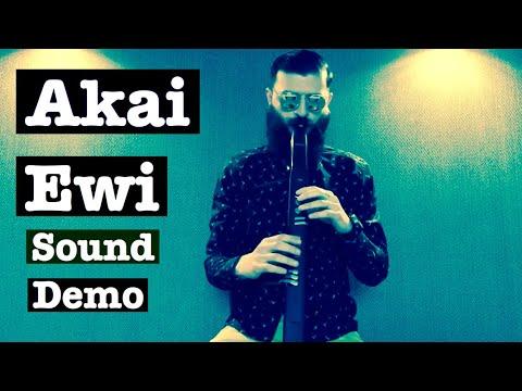 Akai Ewi 5000 Electronic Sax🎷-Cretu Catalin Jazz Live Session
