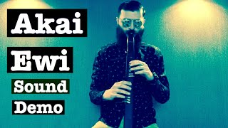 Akai Ewi 5000 Electronic Sax | Cretu Catalin Jazz