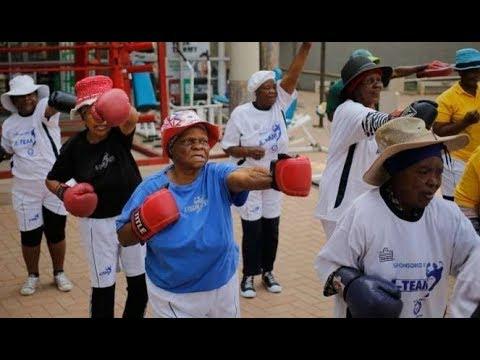 GLOBAL HABARI: Shuhudia Wanawake Vikongwe Wanavyocheza Boxing! Hatariii