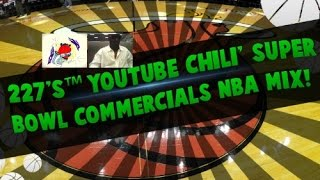 227's™ Youtube Chili' Super Bowl Carl's Jr. Commercial Spicy' Comment (part 4) Nfl Nba Mix!