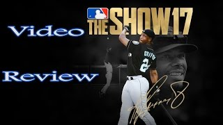 MLB The Show 17 Review (Video Game Video Review)