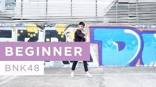 Beginner  BNK48 Cover Dance By WatasiwaJoong