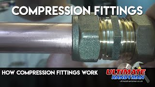 видео compression fitting