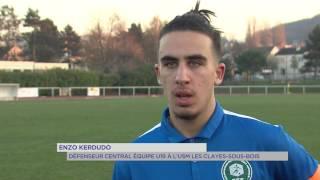 Football : Les Clayes-sous-Bois s'arrêtent au 6e tour de la Gambardella