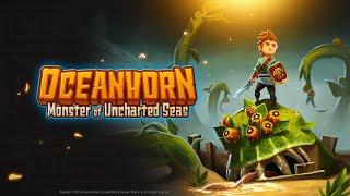 Vídeo Oceanhorn: Monster of Uncharted Seas