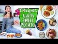 RECIPES WITH SWEET POTATO - Vegan and Easy! 😋Rawvana
