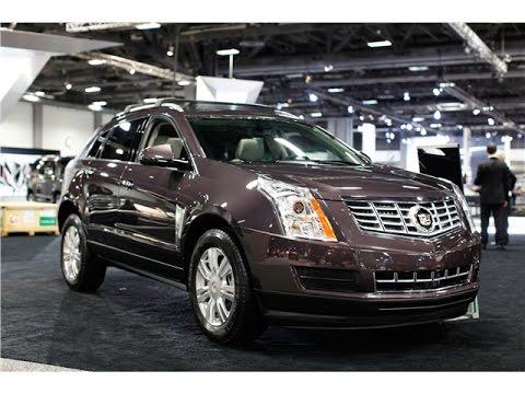Cadillac Srx 2017 Car Review