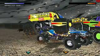 Monster Jam: Maximum Destruction @ PC #1 - Mini-games