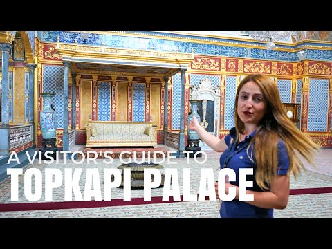 Topkapi Palace Guide (what to see & how)
