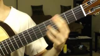 Amr Diab     Wahi Zekrayat Guitar Tutorial