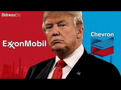 Exxon Mobil & The Government Have Merged