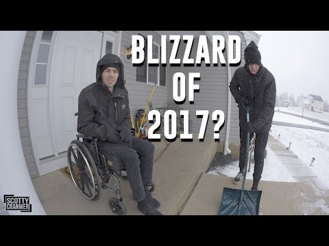 YOU CALL THIS A BLIZZARD?!