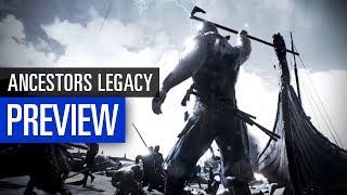 Ancestors Legacy: Ersteindruck zum RTS der Hatred-Macher