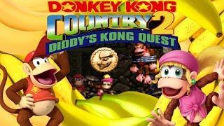 Man muss seine Ressourcen nutzen - Donkey Kong Country 2 #021