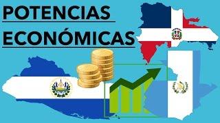 TOP 5 PAÍSES MÁS RICOS DE CENTROAMÉRICA
