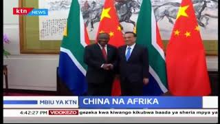 Zaidi ya viongozi 50 kutoka Bara Afrika wako China kushiriki katika kongamano