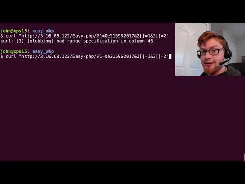 B00t2root19 CTF: EasyPHP [PHP Web Exploits]