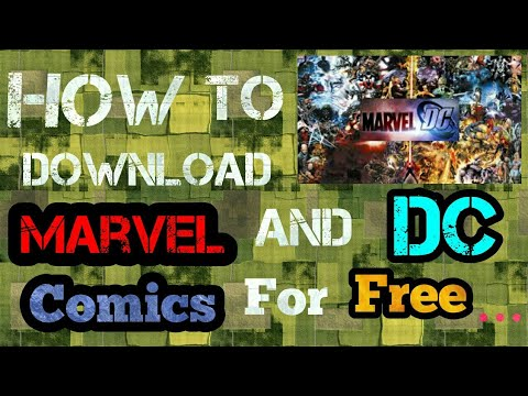 Download Online Comic Books For FreeKaynak: YouTube · Süre: 1 dakika4 saniye
