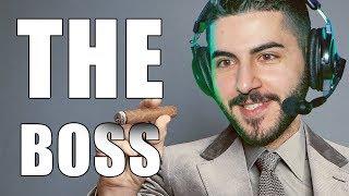 MAJ3R The Boss