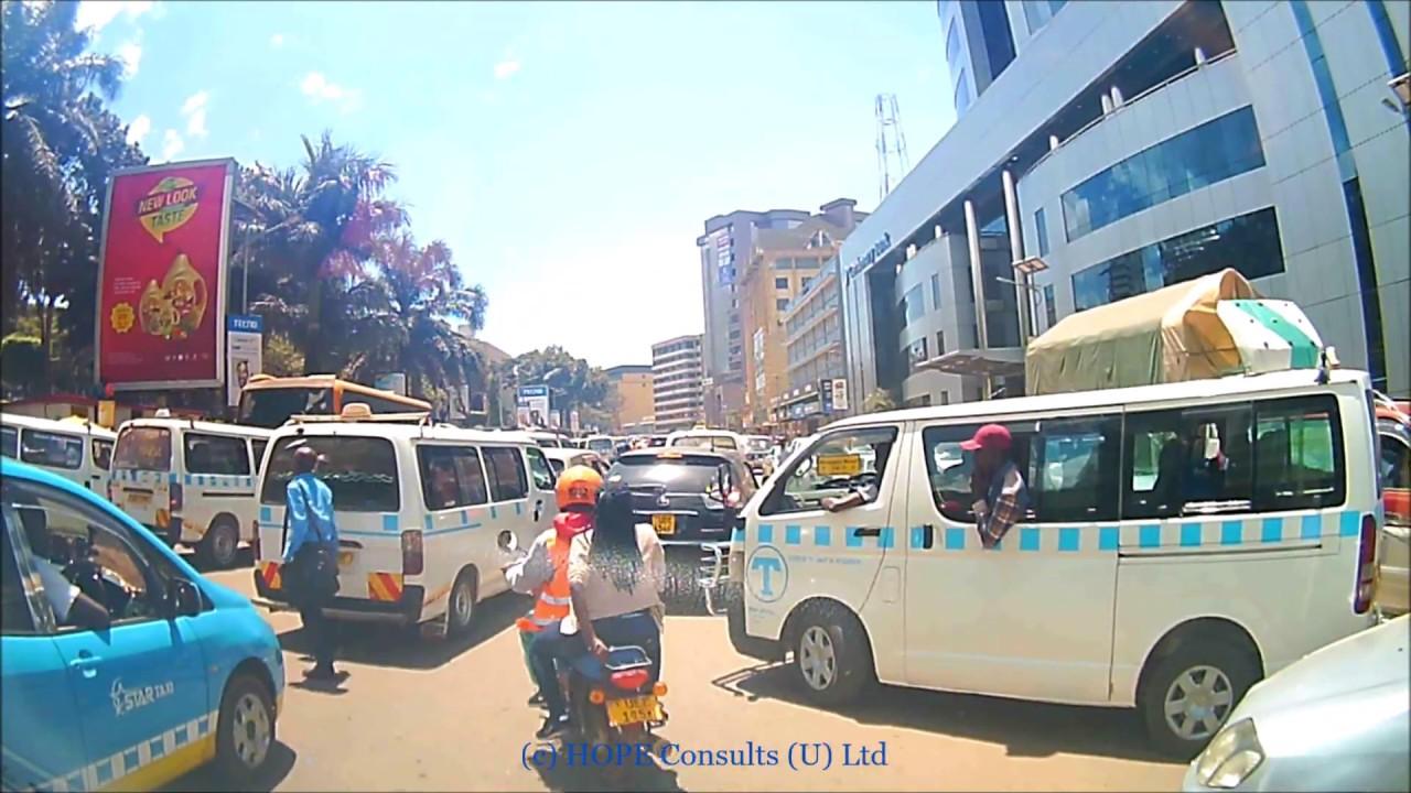 Download Beautiful Kampala Road drive March 2019