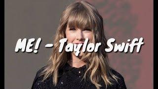 Taylor Swift - ME! feat. Brendon Urie (Lyrics)
