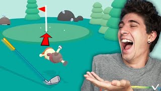 FARÒ 1000 EPISODI di STO GIOCO!! - What The Golf - EP.1