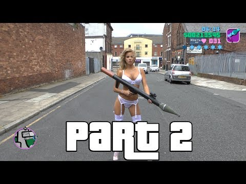 Grand Theft Auto Liverpool City Part 2