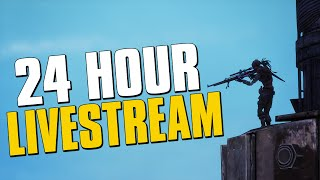 24 HOUR LIVE STREAM EVENT! Pyro Pete Challenge 13 Info (Borderlands 2 Gameplay)