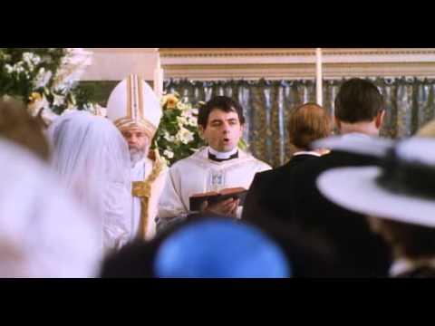 Mr Bean 4 mariages et un enterrement poster