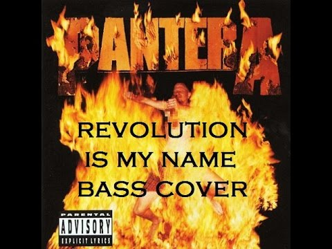 Pantera - Revolution Is My Name (BASS) mp3