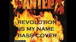 Pantera - Revolution Is My Name (BASS)