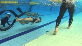 F&C 프리다이빙클럽 DYN 100m여자 레아 양은정