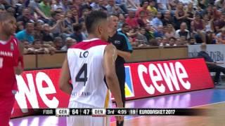 DBB-TV: Highlights  EM-Qualifikation Deutschland - Dänemark