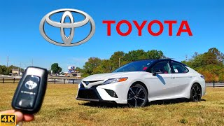 2020 Toyota Camry: FULL REVIEW | More UPDATES Should Have Accord WORRIED!