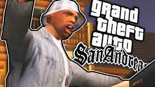 GTA SAN ANDREAS - GTA ou BATTLEGROUNDS?! #27