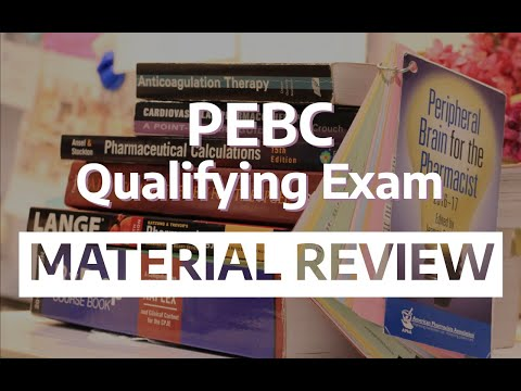 PEBC OSCE Practice Station from PharmAchieve - Patient picking up new prescription from YouTube · Duration:  6 minutes 23 seconds