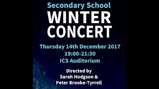 WINTER CONCERT ICS 2017
