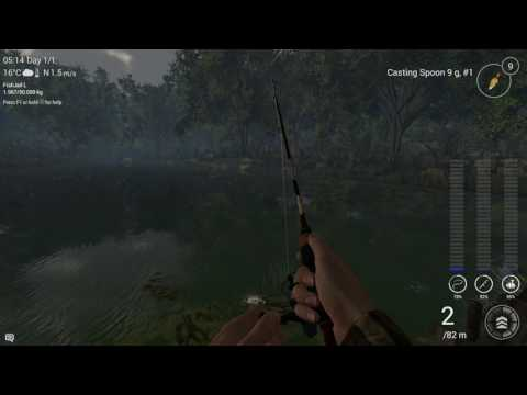 Fishing Planet - How to catch Spotted Bass in Texas (Guide)