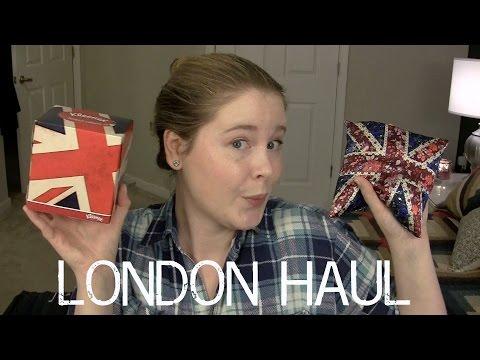 London Haul: Duty Free, Liberty, Kiko, Boots