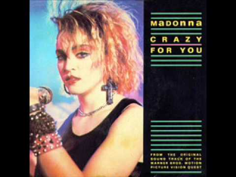Madonna - Crazy For You