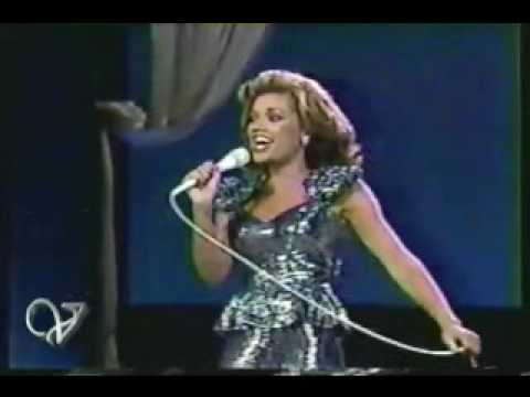 Happy Days Are Here Again - Vanessa Williams