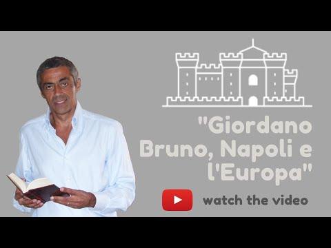 Giordano Bruno, messaggero della cultura napoletana nell'Europa del '500